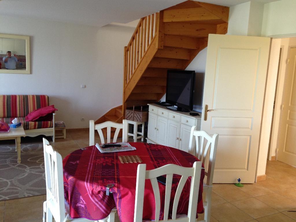 Table Escalier