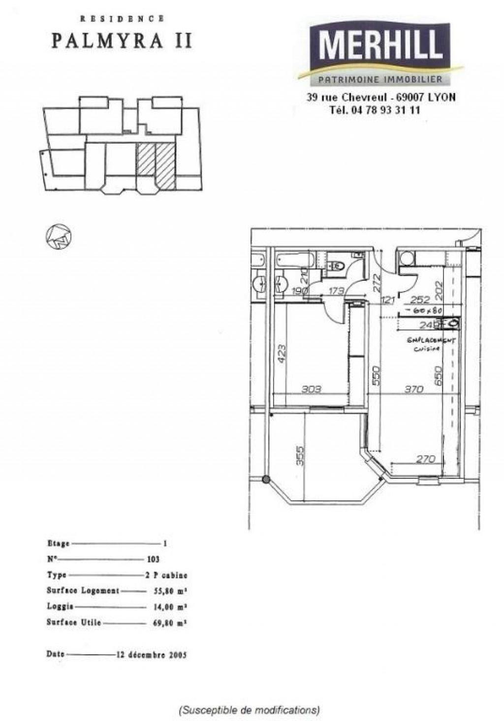 Palmyra II - Plan - Lot 103