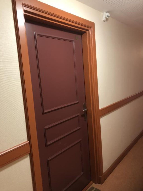 12 - Couloir - Porte 02